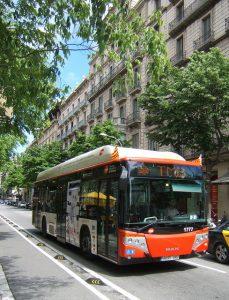 Transporte Barcelona 2