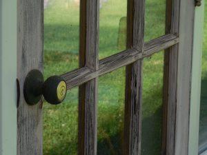 Imagem de porta trancada