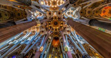 A obra-prima de Gaudí: a Sagrada Família