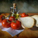 O pão com tomate, tradição da culinária catalã
