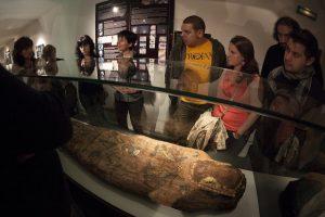 Museu Egípcio de Barcelona e sua coleção faraônica