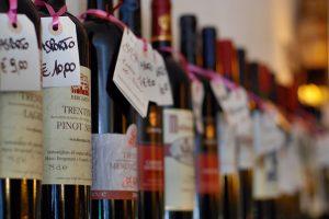 Uma boa massa pede um bom vinho