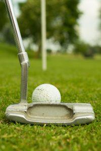Golfe em Barcelona