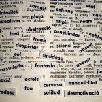 Palavras e expressões em catalão
