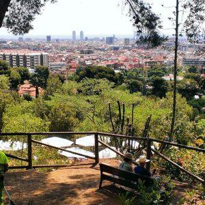 Parc de l'Oreneta - incrível bosque urbano