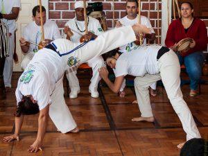 Aulas de capoeira em Barcelona