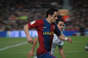 Belletti, o herói brasileiro do FC Barcelona em 2006