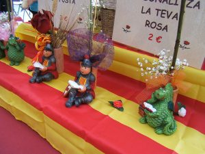 Diada de Sant Jordi e suas curiosidades