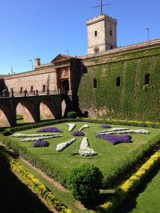 Fosso do Castelo de Montjuïc