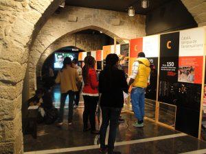 Para aprender catalão em Barcelona, é necessário socializar-se