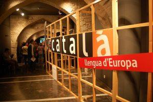 O catalão é um dos dez idiomas mais falados em toda a Europa