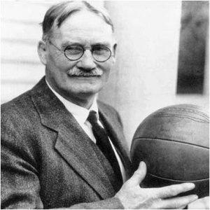 James Naismith, pioneiro do basquete nos Estados Unidos