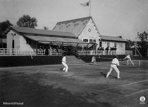 X Concurs Internacional de Lawn-Tennis de Barcelona, em 1912