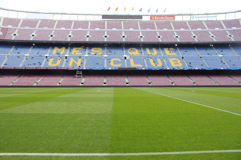 Camp Nou  A verdadeira experiência do futebol 03f5a49b6a9e3