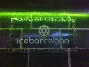 Refresque seu verão no bar de gelo Icebarcelona