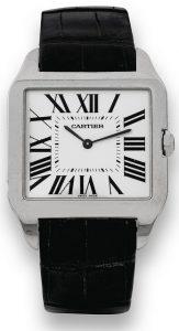 Os relógios de pulso Cartier estão ligados à história de Santos Dumont