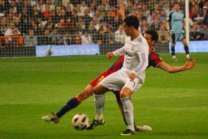Ronaldo, um dos principais destaques da rivalidade