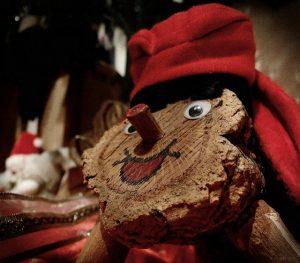 O Caga Tió é personagem fundamental no Natal catalão