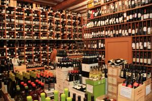 A vinoteca Vila Viniteca, uma das mais conhecidas de Barcelona