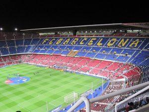 O Camp Nou é uma das sete maravilhas de Barcelona