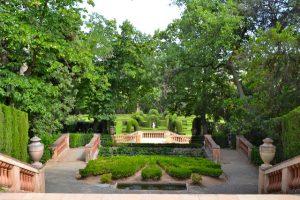 O Parc del Laberint d'Horta é uma das sete maravilhas de Barcelona