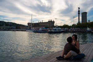Barcelona é o lugar ideal para a comemoração do dia dos namorados
