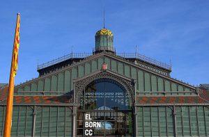 O El Born Centre Cultural é um dos maiores símbolos de El Born e da Catalunha