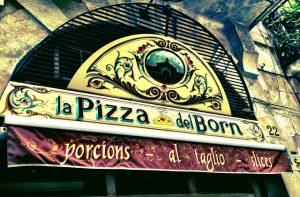 O La Pizza del Born é parada obrigatória para os amantes de uma boa pizza