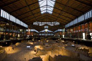 A jazida arqueológica do antigo Mercat del Born conta como era a vida dos cidadãos de El Born há três séculos