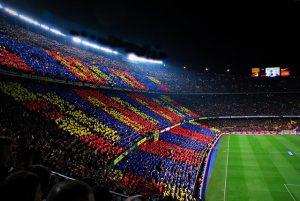 Assistir a um jogo do Barça no Camp Nou é uma experiência única