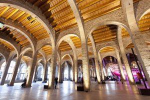 O Museu Marítimo de Barcelona é uma das principais atrações do Port Vell