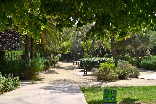 O Parc del Laberint d'Horta é uma espécie de museu verde de Horta-Guinardó