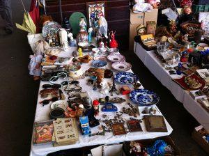 No Mercado de Encants, você encontrará muitas peças raras e antigas