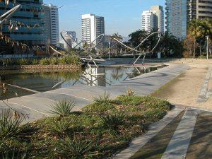 Em Sant Martí, os locais ao ar livre para se relaxar são exuberantes!