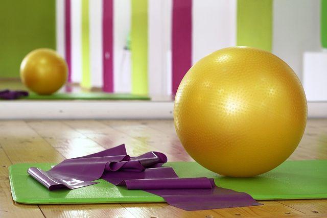 Equipamentos para fazer exercício físico