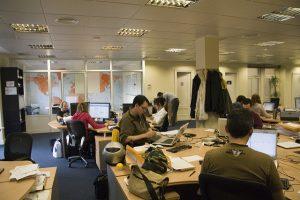 A procura por um emprego em Barcelona é cada vez maior
