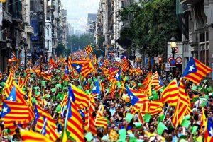 Falar de feriados em Barcelona é citar, obrigatoriamente, a Diada Nacional de Catalunya