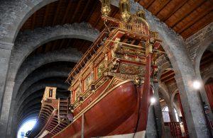 O Museu Marítimo de Barcelona é outro jeito de visitar a cidade com pouco dinheiro