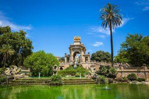 O Parc de la Ciutadella é uma ótima pedida para os que quiserem visitar Barcelona tendo pouco dinheiro