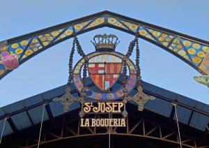 Visitar o La Boqueria é visitar um dos melhores mercados de Barcelona e do mundo