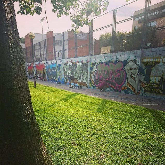 Te gusta el street art?  streetart street bcn barcelonahellip