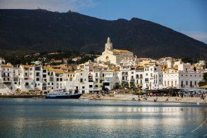As praias de Costa Brava são uma das regiões mais encantadoras de toda a Catalunha