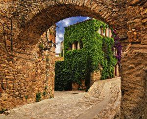 A história de Peratallada faz desta ser uma das regiões mais encantadoras de Costa Brava
