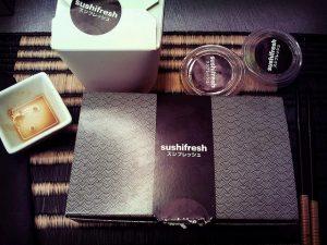 O restaurante Sushifresh tem quatro serviços de entrega de sushi em Barcelona