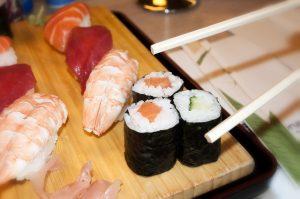 Na cosmopolita Barcelona, não poderiam faltar restaurantes de sushi. Qualidade e quantidade em um só lugar!