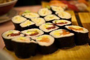 De todos os restaurantes de sushi em Barcelona, qual é o seu preferido?