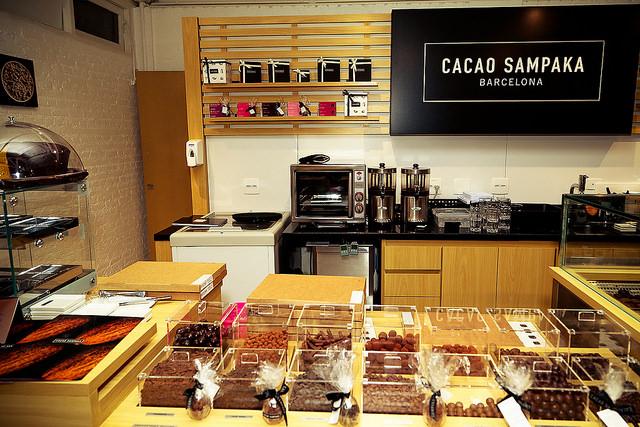 Chocolates como lembrancinha de Barcelona? Por que não?