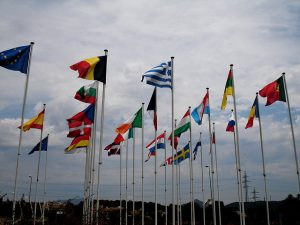 Imagem de bandeira de vários países