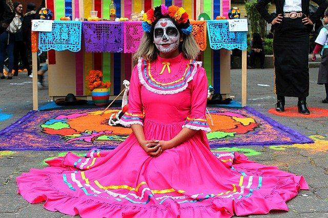 A cultura mexicana tem presença marcante em Barcelona