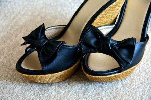 Classe, elegância, conforto... Características encontradas nas lojas de sapatos femininos em Barcelona!